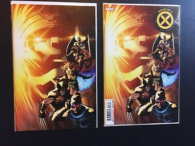 House of X #3 : Pepe Larraz 1:100 Virgin Variant MARVEL COMICS 2019 Powers of X