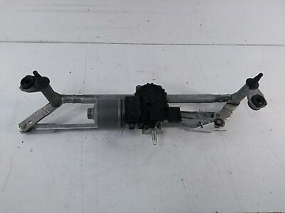 2016 VOLKSWAGEN POLO Front Wiper Mechanism Motor Assembly Linkage 215