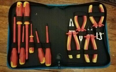 Jonard Tools Insulated Tool Set TK-110INS