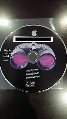 Apple Remote Desktop 3 Disc