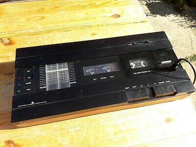 Beocord 2200 cassette deck player Dolby System