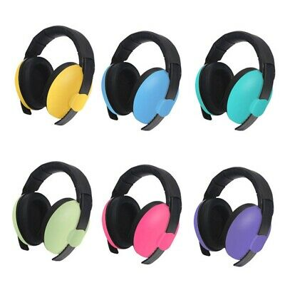 BABY Childs Ear Defenders Earmuffs Protection Boys Girls Kids For Sleep lskn