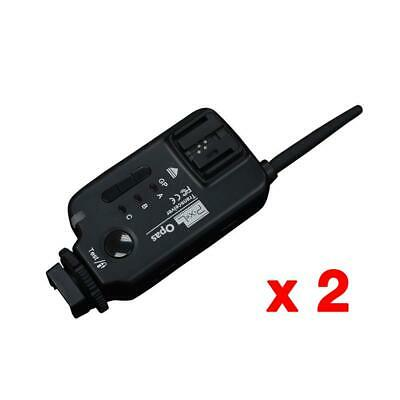 Pixel Opas Transceiver Wireless Flash Trigger for Sony DSLR with IISO - Pair