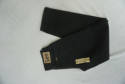 Lee Youth Chicago Bambini Jeans Ragazza 12 Y Pantaloni Gr.152 cm Nero Nuovo