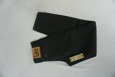 """Lee Youth Runner Children Jeans Girl 11 Y Trousers Gr.146 """" Stonewash Black ad33"""