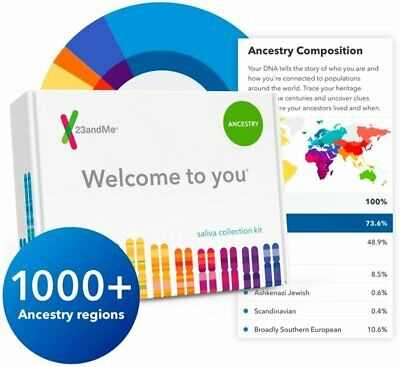 23andMe Genetic Ancestry Test - No additional lab fee!