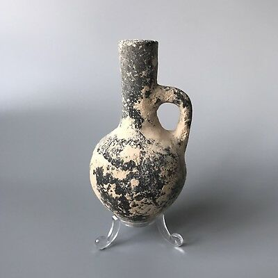 Holy Land Canaanite Terracotta Perfume / Oil Juglet C.960 - 700 B.C.