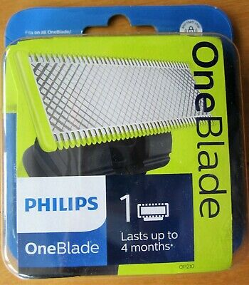 PHILIPS ONEBLADE Replacement Blade [pack of 1] One Blade NEW QP210/50