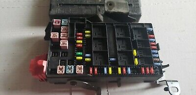 05 06 07 Ford Super Duty Truck F250 F350 Fuse Block Junction Box 6C3T-14A067-Bd