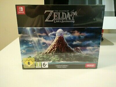 The Legend of Zelda: Link's Awakening Nintendo Switch Sealed Limited Edition