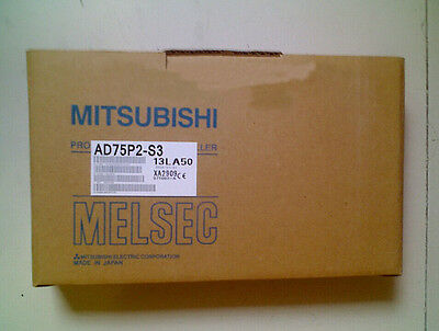 Mitsubishi PLC Positioning Module AD75P2-S3 New in Box