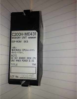 Used OMRON C200H-ME431 Memory Unit Tested