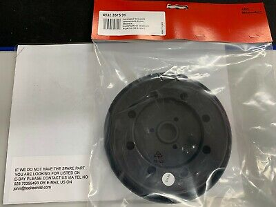 Milwaukee Replacement Ros150 Sanding Pad - 3 Hole Version