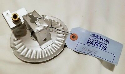 New A.o. Smith Burner Head And Pilot Assembly Kit 43980 180940