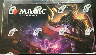 Magic: The Gathering Core Set 2019 Factory Sealed Booster Box MTG English