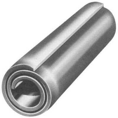 FABORY U51430.015.0062 Spring Pin,Coiled,5/32x5/8in,2200lb,PK25