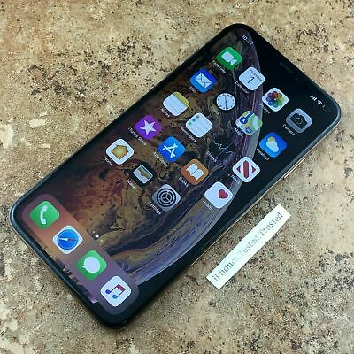 Apple iPhone XS Max - 64GB - Gold - Sprint - Mint Condition - A1921 (CDMA + GSM)