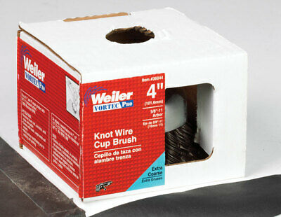 Wire Cup Brush Xcoarse