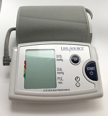 LifeSource Quick Response Blood Pressure Monitor Easy-Fit Cuff UA-787