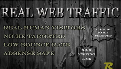 Bring Real Interested Human Visitors Days with Geo Tagging Facility.