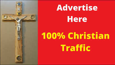 Promote Your Christian Products on My Christian Website Under the Category