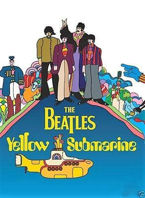 Yellow Submarine (1968) DVD R0 - John Lennon, The Beatles, Ringo Starr, Classic