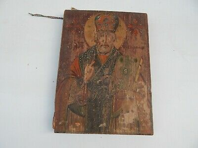 russian antique icon 0929