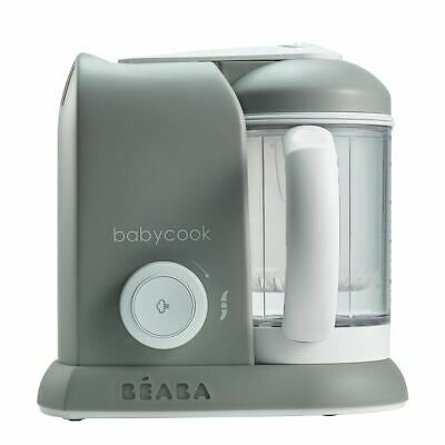 Beaba Babycook Solo Food Processor - Grey