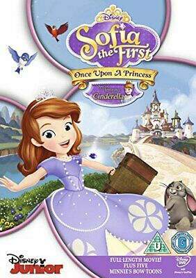 Sofia the First: Once Upon a Princess [DVD][Region 2]