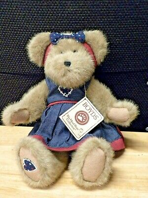 """BOYDS BEAR PLUSH~8/"""" WB CHILLIN~BUY MORE /& SAVE~THINKING OF YOU~CHRISTMAS~4034035"""