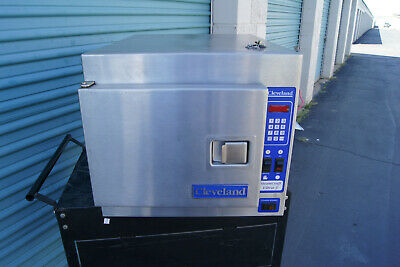 Cleveland Convection Steamer Oven Model 21CET8 – Steamcraft 3.1 Counter Type