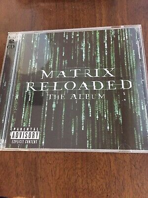 Matrix Reloaded: The Album -  - CD 2003-05-06 Good Condition Rob Zombie POD