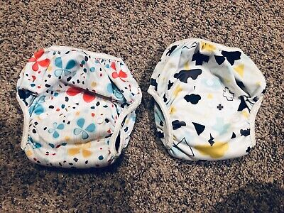 2 Cloth Swim Diapers (with absorbency!)