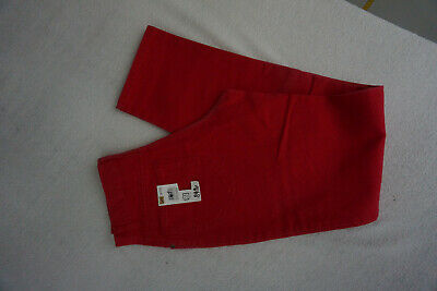 Lee Rider ´ S Youth Kansas Bambini Jeans Ragazzi 15 Y Pantaloni Gr.170 cm Rosso