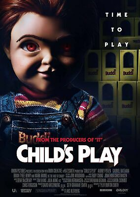 Child's Play [DVD] RELEASED 21/10/2019