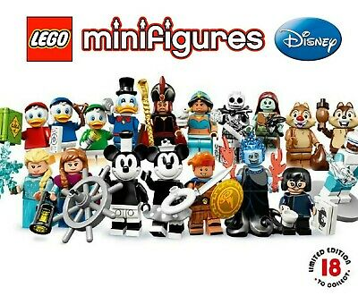LEGO Disney Series 2 Minifigures New in Resealed Bag 71024 CMF - YOU CHOOSE