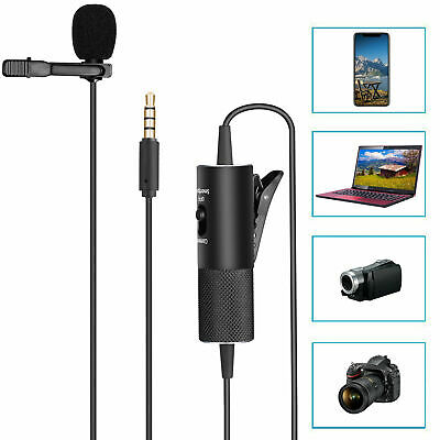 BOYA BY-M1 3.5mm Lavalier Microphone for Smartphone and Cameras with Mic Port FO