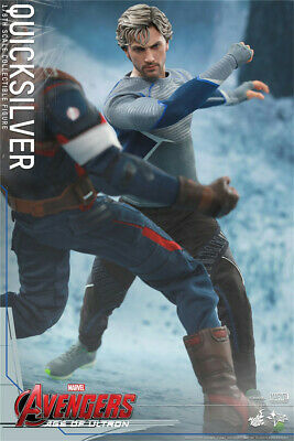 """Hottoys 1//6 Scale Spider-Man Hands Model 10 for 12/"""" Action Figure"""