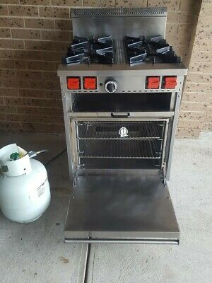 commercial stove/oven LPG