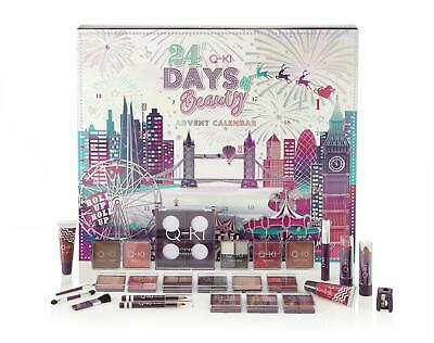 Q-KI London 24 Days of Beauty Advent Calendar 2019