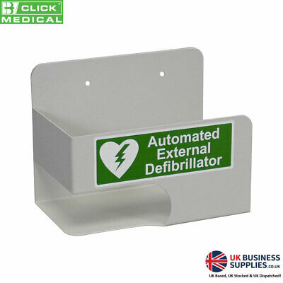AED Defibrillator Easily Accessible Wall Bracket