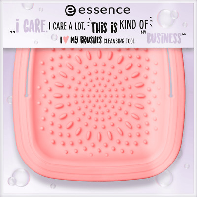 essence i love my brushes Brush Cleansing Tool Pinsel Reiniger Tool