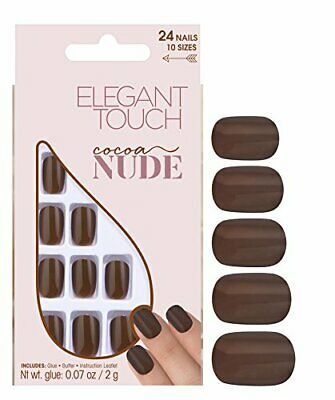 Elegant Touch Nude Collection, cacao