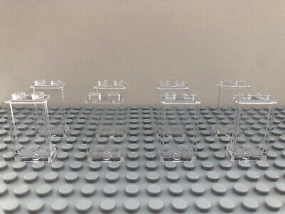 New Lego 20  1x2 Brick Translucent//Clear 3065 Window//Glass Starwars joblot Bulk