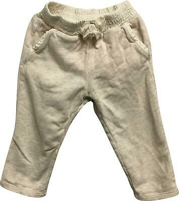 PRE-OWNED Girls Gap Pink Flex Jogger Trousers Size 4 Yrs MR322