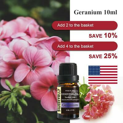 100% Pure Organic Natural Essential Oils | THERAPEUTIC GRADE | Best Quality 10ml