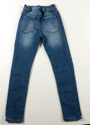 Next Super Skinny Stretch Jeans Age 11 Yrs L25
