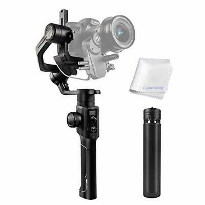 MOZA Air 2 3-Axis Handheld Gimabl Stabilizer OLED Display Smart Time-Lapse Lens