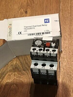 Robusta TR2D09310 Thermal Overload Relay 4-6A