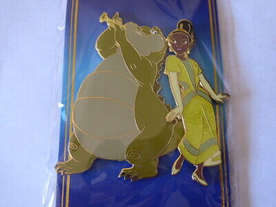 Disney Trading Pins WDI HEROINES SIDEKICKS  PRINCESS AND FROG TIANA